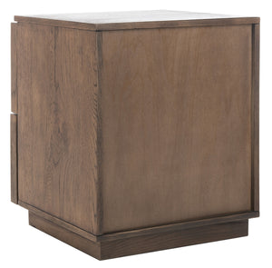 Rossi 2 Drawer Nightstand