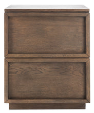 Load image into Gallery viewer, Rossi 2 Drawer Nightstand