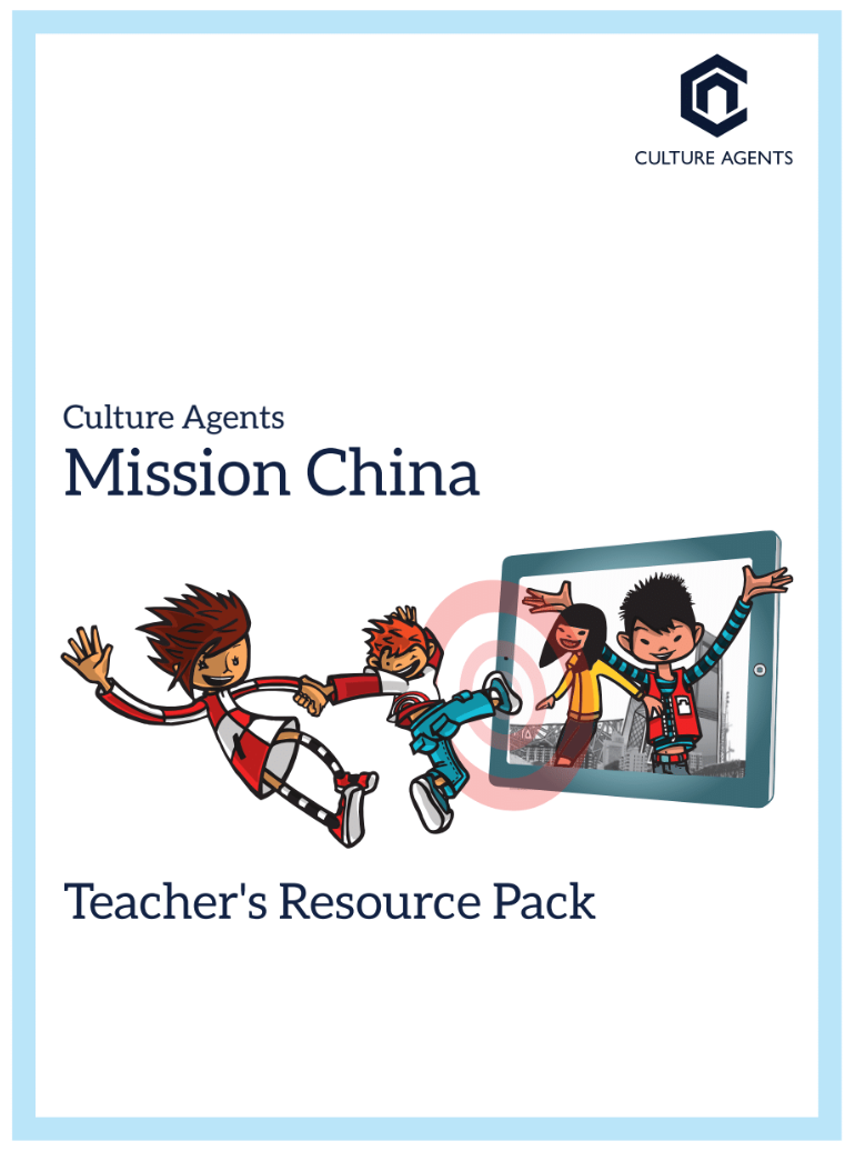 Parent & Teacher's Resource Pack