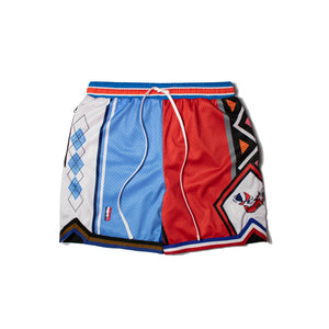 BE LIKE MIKE SWINGMAN SHORTS
