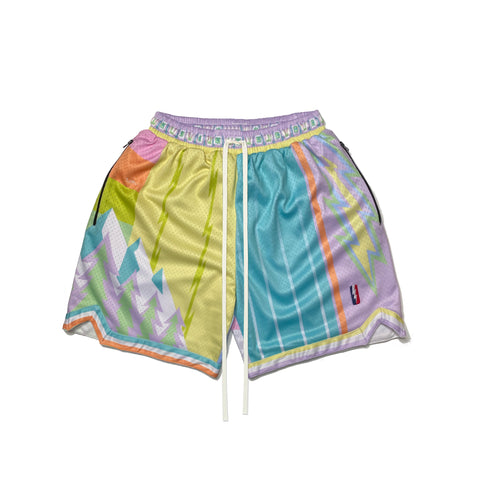 WHAT THE PASTEL?! SWINGMAN SHORTS