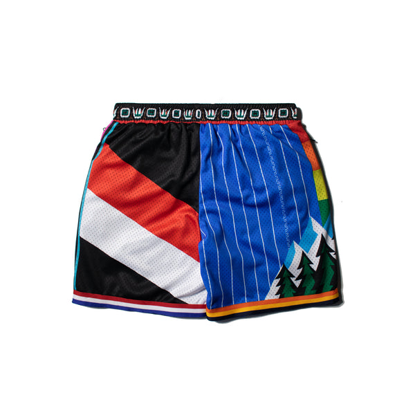 WHAT THE?! SWINGMAN SHORTS
