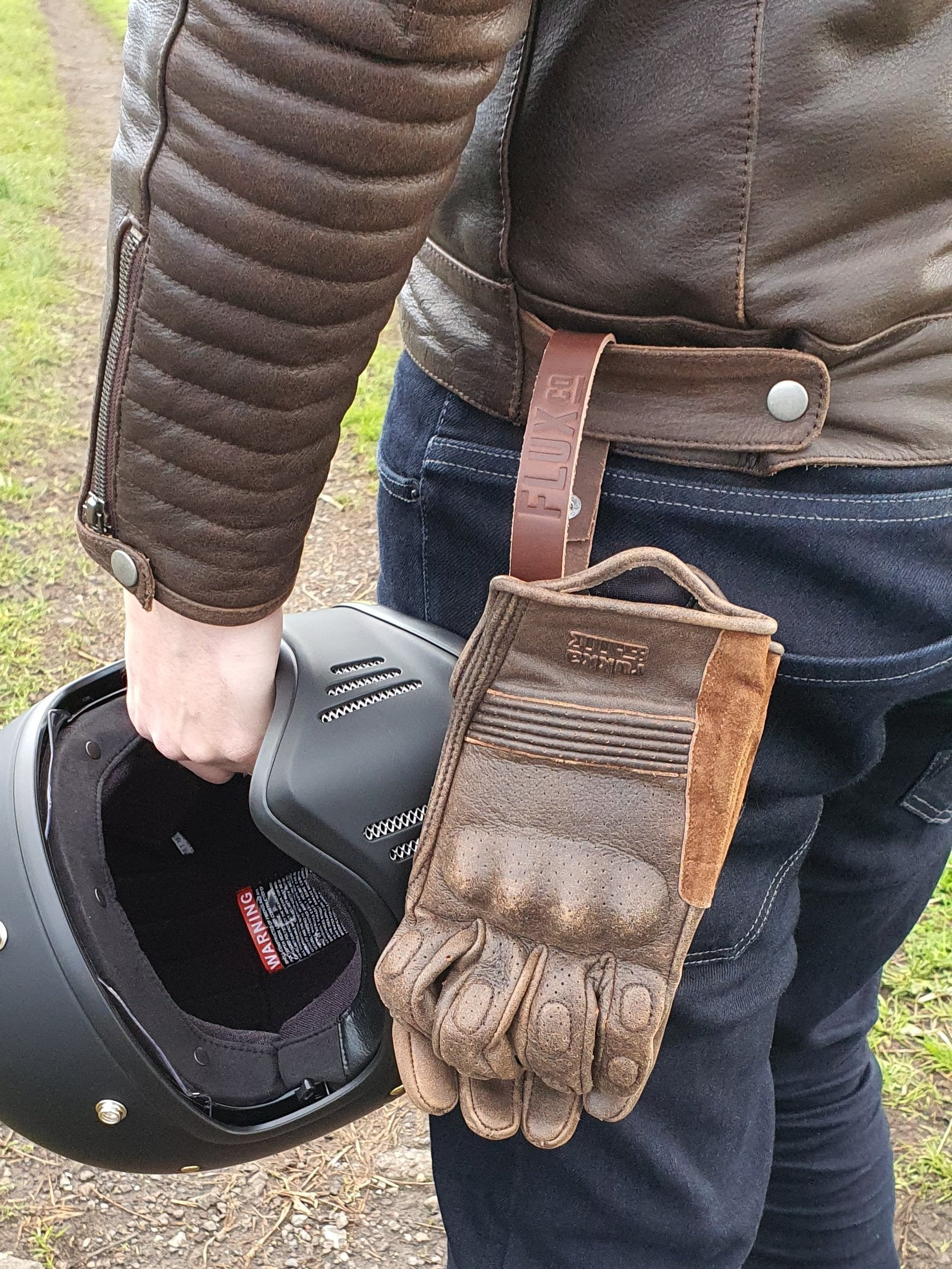 Flux Co. Holster in action 2