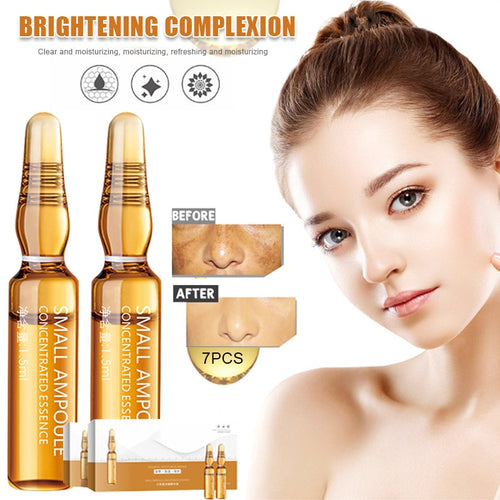 Whitening Spotless Ampoule Moisturizing Nourishing & Brightening Skin Care