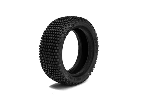 Hotrace 1/10 Bangkok 4WD Front - Pair - Tyre Only