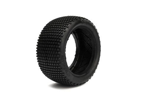 Hotrace 1/10 Bangkok Rear 2WD/4WD - Pair - Tyre Only