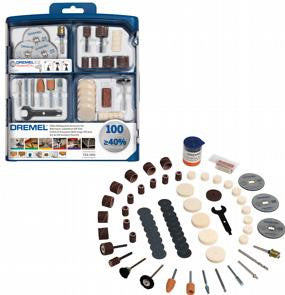 DREMEL® 100 pc Accessory pack
