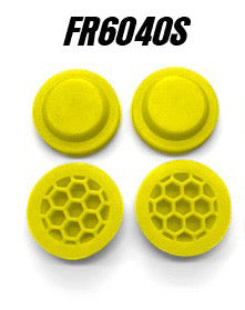FR6040S FastRace Reinforced Honeycomb Bladder Yellow - Soft (4)