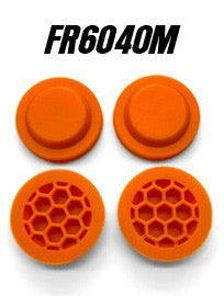 FR6040H FastRace Reinforced Honeycomb Bladder Orange - Hard (4)