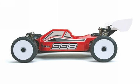 SOAR SEIKI 998E TD1 2017 - 1/8 Competition E Buggy Kit