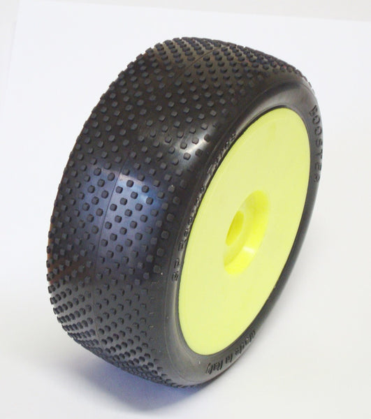 SP Racing - 'Booster' tyre - Pre Mounted - Pair