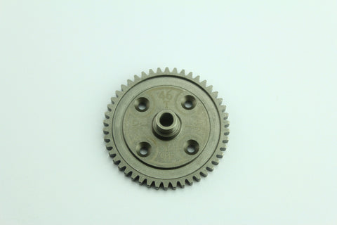 46T STEEL SPUR GEAR