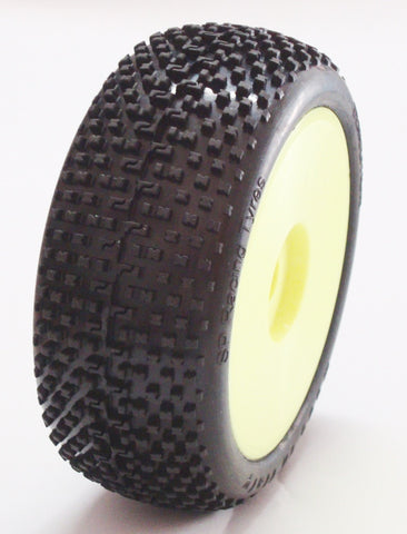 SP Racing - 'Demolition' tyre - Pre Mounted - Pair