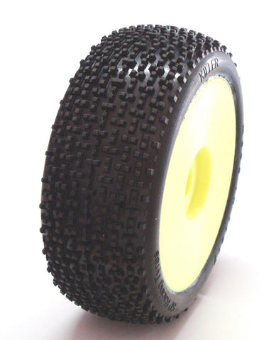 SP Racing - 'Killer' tyre - Pre Mounted - Pair