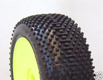 SP Racing - 'Dominator' tyre - Pre Mounted - Pair