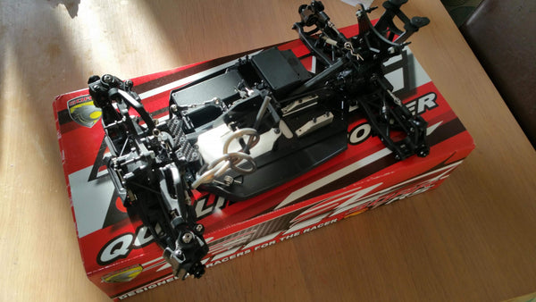 SOAR SEIKI 998 TD1R 2018 - 1/8 Competition Buggy Kit