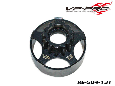 VP PRO Vented 13T Clutch Bell