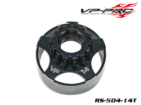 VP PRO Vented 14T Clutch Bell