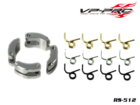 VP PRO Aluminium Clutch Shoes With Springs