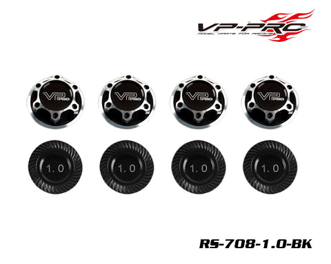 VP PRO 17MM Wheel Nut-1.0 (Black)