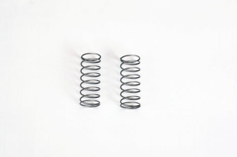 FRONT SHOCK SPRING C=0.7 x2 Silver