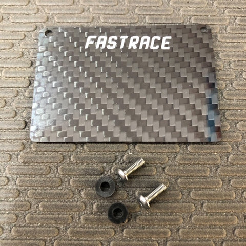 Fast Race Japan Carbon Fiber Fuel Tank Guard (For HB Racing D817 / D817T / RGT8 / D817 V2 / D818 / D819) FR366hb