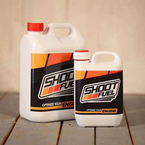 XTR Racing SHOOT Premium Nitro Fuel 25% 5 Litre