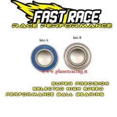 FastRace Clutch Bell Bearing 5*10*4 - Duel (2pcs)