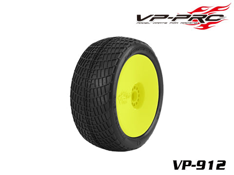 VP PRO Frontier EVO - 1/8 Off Road Competition Truggy Tyre - Pair
