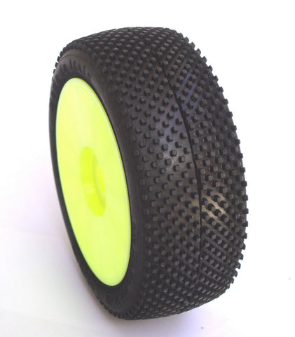 SP Racing - 'Terminator' tyre - Pre Mounted - Pair
