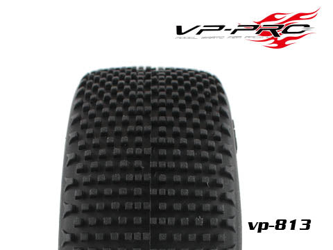 VP PRO Gripz EVO - 1/8 Off Road Competition Tyre - Pair
