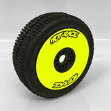 Maugrafix - Decals for Hotrace Carbon Rims - Yellow - Large - Set of 4