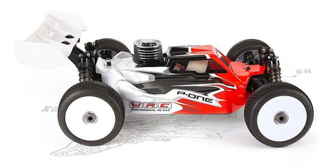 WRC SBX.1 1/8 Competition Off Road Buggy