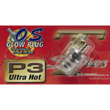 OS P3 Turbo Glow Plug - Ultra Hot
