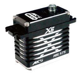 MKS X6 HBL575 Brushless servo