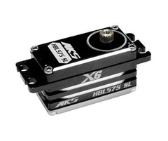 MKS X6 HBL575-SL Low Profile Competition Servo