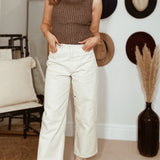 Zara Ankle Length Jeans