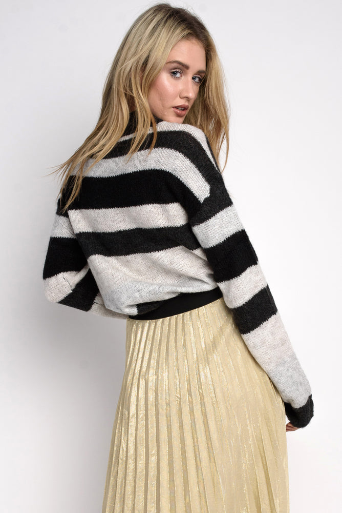Stripe Cosy Knit