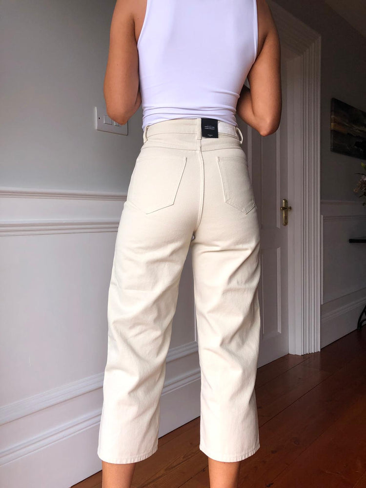 Zara casual trouser - ankle length