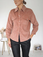 Melina Shirt - Rose