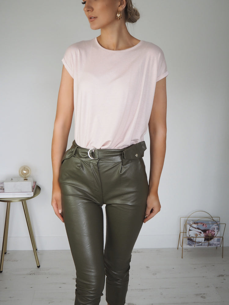 Filippa top - light pink