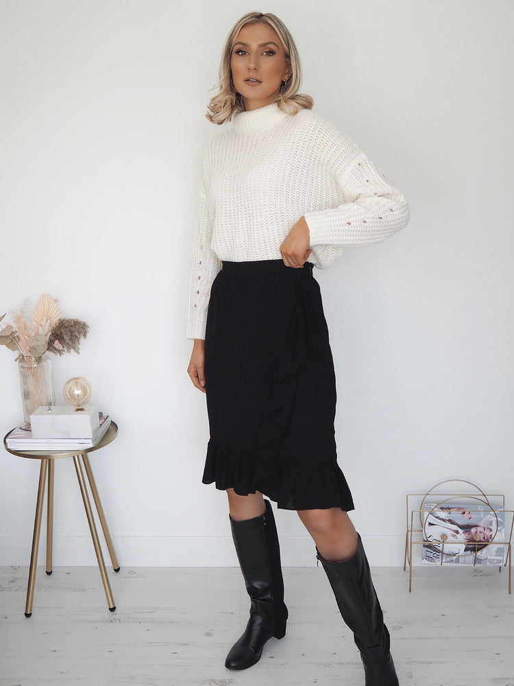 Judith Black Skirt
