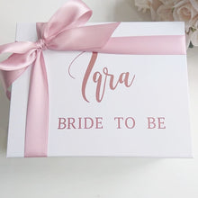Load image into Gallery viewer, Bride-to-be Gift Box
