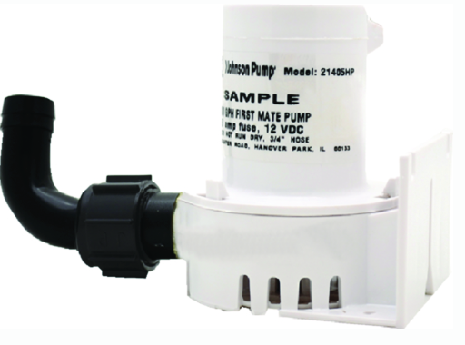 First Mate High Performance Bilge Pump