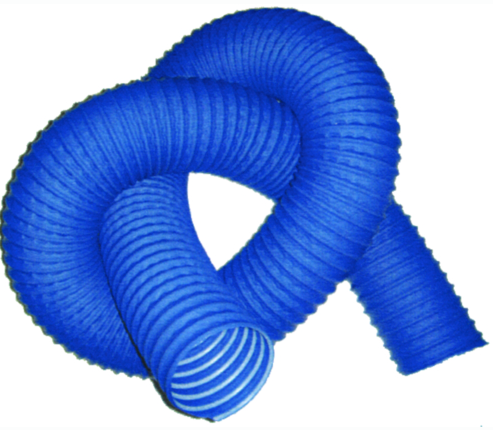 "Trident Polyduct HVAC Blower Hose 4"" & 3"" priced per foot"