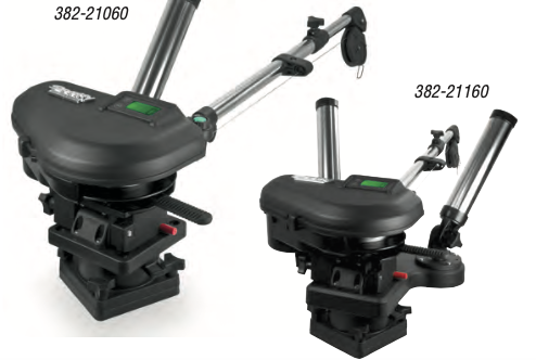 Scotty HIGH PERFORMANCE ELECTRIC DOWNRIGGERS