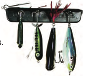 TH Marine TACKLE TITANTM MINI - MAGNETIC LURE HOLDER & TACKLE ORGANIZER