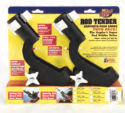 Wise ROD TENDER® TWIN ROD HOLDER WITH 2 SIDE MOUNTS