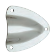 Attwood CLAMSHELL VENTS - STAMPED STAINLESS STEEL