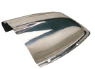 Seadog  CLAM SHELL VENT - Stamped 304 Stainless